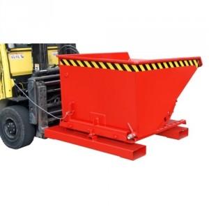 Benne basculante à copeaux BC3C 300 litres et 600 litres - Capacité 750 kg et 1000 kg