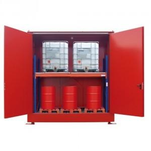 Conteneur de stockage BCBL - Volume de rétention 475 litres à 2575 litres
