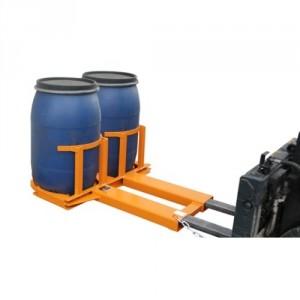 Élévateur de fûts BFHI-II - Capacité 300 kg à 720 kg