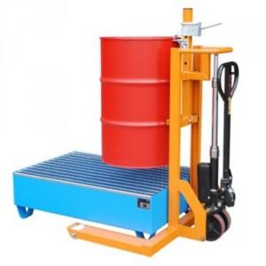 Chariot élévateur pour fûts BFHRG - Capacité 300 kg