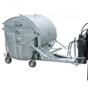 Basculateur pour benne et bac à déchet BKG / BKM - Capacité 500 kg à 600 kg