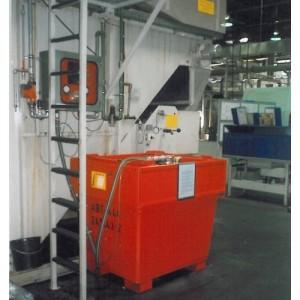 Conteneur BMCT - Volume de rétention 800 litres