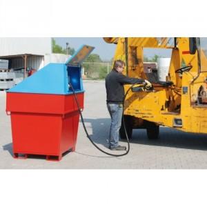 Conteneur mobile BMD - Volume de rétention 800 litres