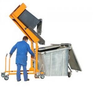 Élévateur / basculeur de poubelle BMKS - Capacité 110 kg