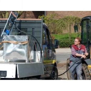 Cuve pour carburant BMTE - Volume de rétention 300 litres et 430 litres - Capacité 535 kg et 685 kg