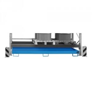 Bac de rayonnage 217BRW0352 - Volume de rétention 240 litres à 1162 litres