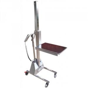 Gerbeur semi-électrique GSEI INOX - Capacité 80 kg