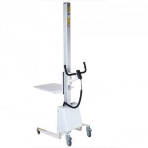 Gerbeur semi-électrique GSER INOX - Capacité 75 kg