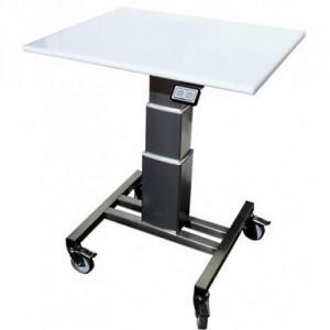 Table de travail mobile INOX - Capacité 100 kg