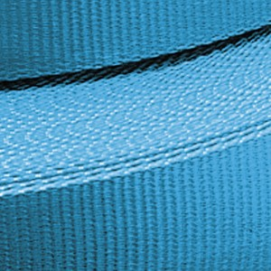 Sangle POLYESTER bleue largeur 35 mm CR 3t5