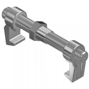 Griffe d'assemblage container LT 292 mm Réglage 0-260 mm