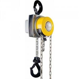 Palan manuel à chaîne LIFT 360 à carter rotatif - Capacité 0,5 t à 20 t