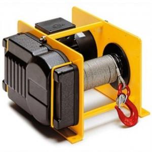 Treuil électrique à câble RPE 220 V Monophasé et 380 V Triphasé - Capacité 0,25 t à 1 t