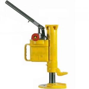 Cric hydraulique monobloc à patte - Capacité 5 t, 10 t et 25 t