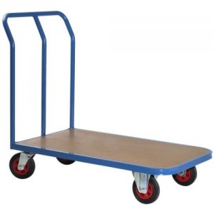 800*043 - Chariot à dossier fixe 400 kg