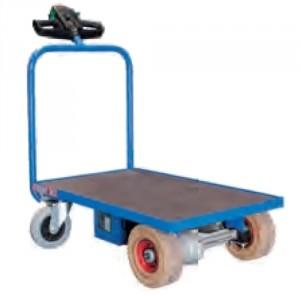 Chariots motorisés - Capacité 500 kg et 1000 kg