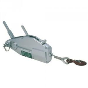 Treuil à câble passant à carter alu - Capacité 0t8, 1t6, 3t2 & 5t4