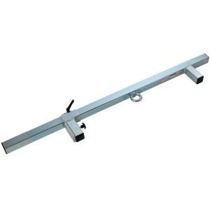 Ancrage de porte APO ajustable de 0 à 1100 mm - Conforme EN 795 B