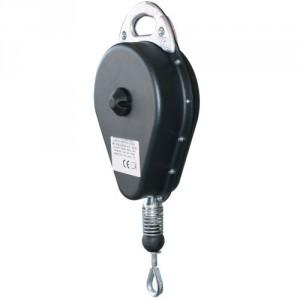 Antichute de charge - Capacité 100 kg à 500 kg , longueur 10 m à 30 m