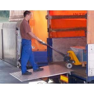 AWB - Pont de chargement en aluminium amovible - Capacité 600 kg et 1200 kg