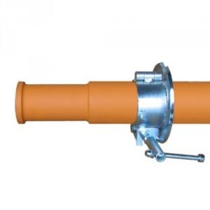 Axe de bobine de câble FIXE en acier (AFS) - Ø 51 mm à 95 mm