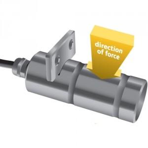 Axe dynamométrique LP avec liaison par câble - Capacité 0,5 t à 1500 t