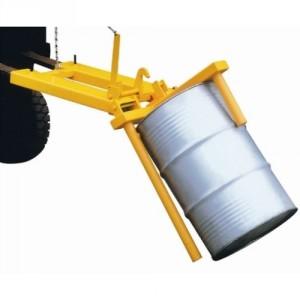 Basculeur de fûts enfourchable RD400 - Capacité 400 kg