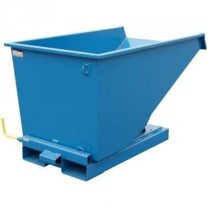 Benne autobasculante pour charges lourdes BABF 300 litres à 1600 litres - Capacité 2500 kg