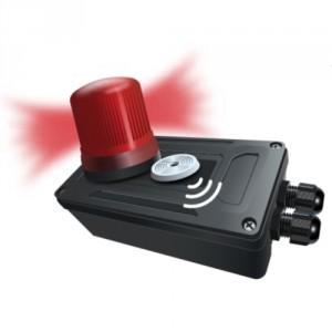 Boîtier d'alarme de surcharge sans fil SWA
