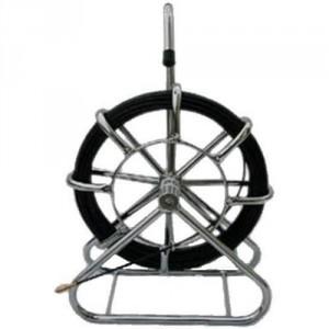 Brin rigide d'aiguillage BRD & BRS Ø 4,5 mm sur dévidoir vertical - Longueurs 30 m à 80 m
