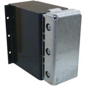 Butoir de quai anti-écrasement avec caisson déporté profondeur 500 mm - Conforme à la norme NF EN 349