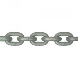 Chaîne de LEVAGE calibrée ISO 3077 GRADE 80 pour palan manuel - Ø 5,6 mm à 11,2 mm