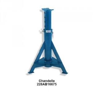 Chandelles de calage AB - Capacité de 1,5 t à 16 t