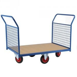 Chariots modulaires habillage GRILLAGE - Capacité 500 kg