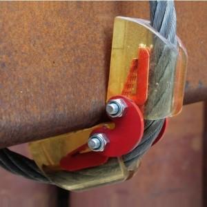 Coin de protection d'angle variable SKD - Pour câbles Ø 16 mm à 60 mm