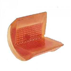 Coin de protection en polyuréthane CPF angle FIXE 90° avec ou sans aimants