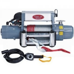 Treuil de halage COME UP WINCH DV-9i 12V & 24V 4300 kg