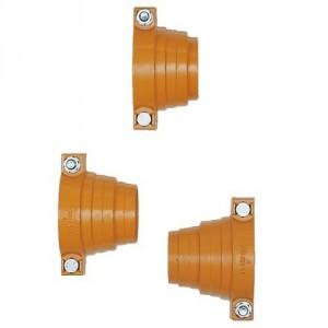 Cônes de centrage CC - Pour axe de bobines Ø 75 mm à Ø 95 mm