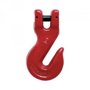 Crochet d'arrimage à chape CAC GRADE 80 - Pour chaîne Ø 7 mm à 22 mm