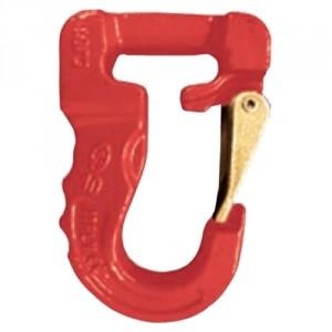 Crochet à montage instantané JK pour sangles textiles - Capacité 1 t à 6 t