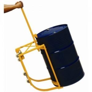 Chantier à fûts métalliques - Capacité 300 kg