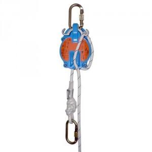 Derope™ standard descendeur, 1 pers. : 400m-150 kg, 2 pers. : 125m-225 kg