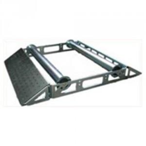 Dévidoir monobloc DZB pour petits tourets de câble (XBN) - Capacité 200 kg, Ø mini/maxi 200/700 mm