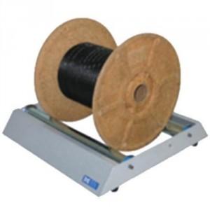 Dévidoir monobloc DA7 pour petits tourets de câble - Capacité 155 kg, Ø mini/maxi 100/700 mm