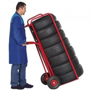 Diable à pneus - Capacité 150 kg
