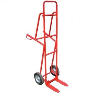 Diable charges hautes à semelles TH250 - Capacité 250 kg, hauteur 1570 mm à 2070 mm