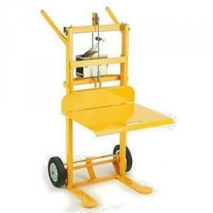 Diable élévateur avec treuil manuel à câble 648 & 6220 - Capacité 150 kg et 250 kg