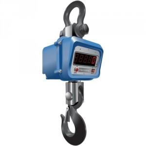 Dynamomètre électronique JW avec crochet et afficheur intégré - Capacité 5 t à 20 t