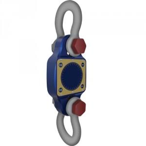 Dynamomètre électronique BLD avec liaison par bluetooth - Capacité 6t5