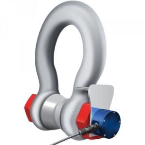 Dynamomètre électronique SLB avec liaison par câble - Capacité 3,25 t à 500 t